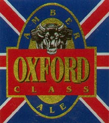 Oxford Brewing Company label